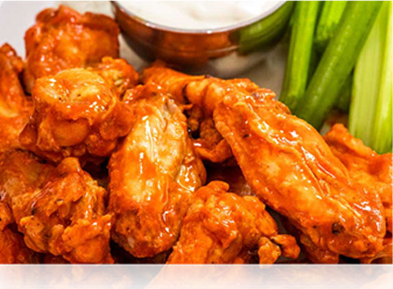 Legends Tap House & Grill - featuring wings